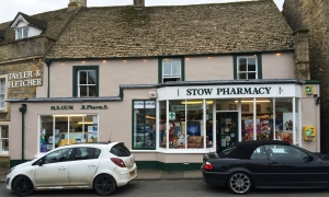 Stow Pharmacy, The Market Square, Stow on the Wold