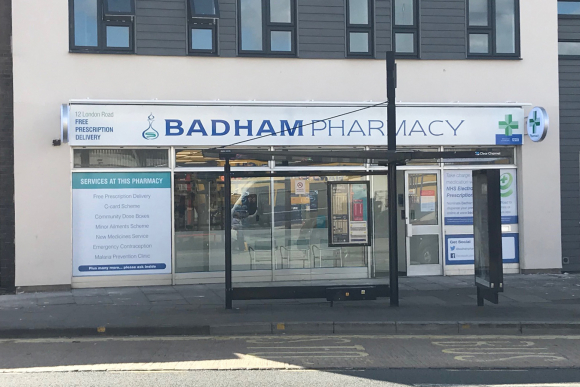 London Road Pharmacy, Gloucester
